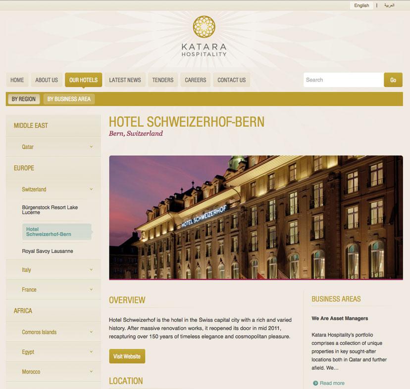 Katara-Schweizerhof