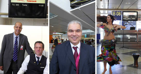 Tunisair Allemagne mise sur le regulier