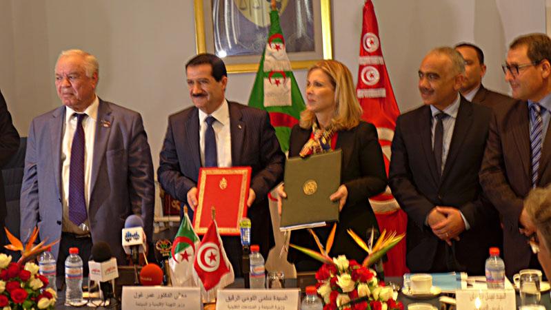 tunisie-algerie