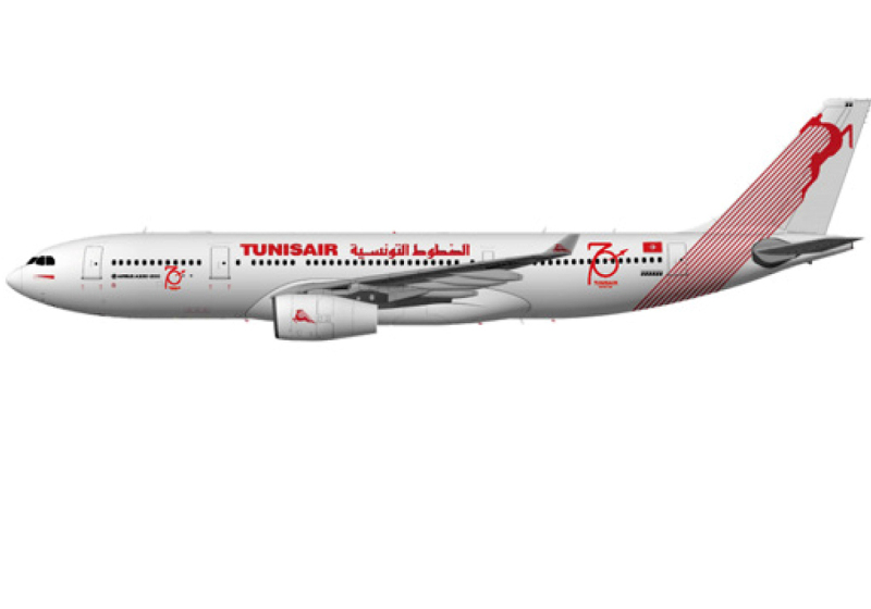 avion tunisair