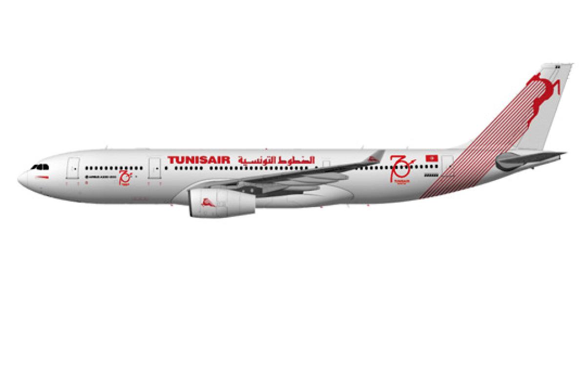 avion tunisair